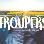 Troupers Font Free