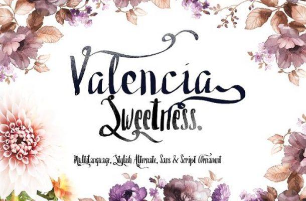 Valencia Sweetness & Extra Bonus