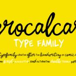 Zerocalcare Script Font Free