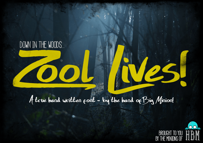 zool-lives-script-font