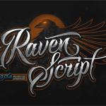Raven Script Font Free