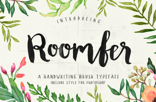 Roomfer Font Free
