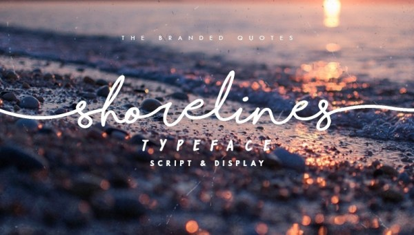 Shorelines Script Font Free