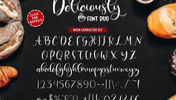 Deliciously Font Free Download
