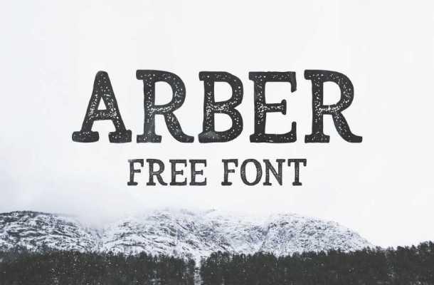 Arber Vintage Free Download