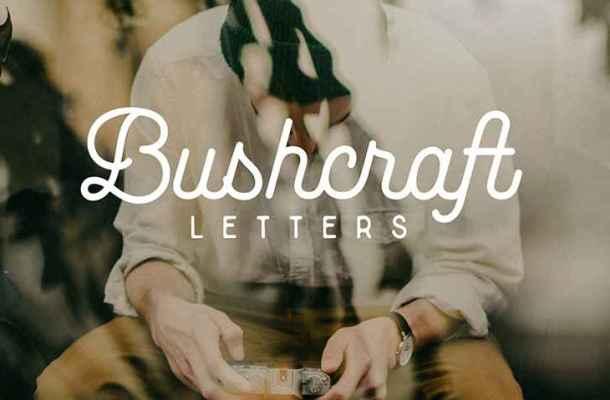 Bushcraft Script Font Free Download