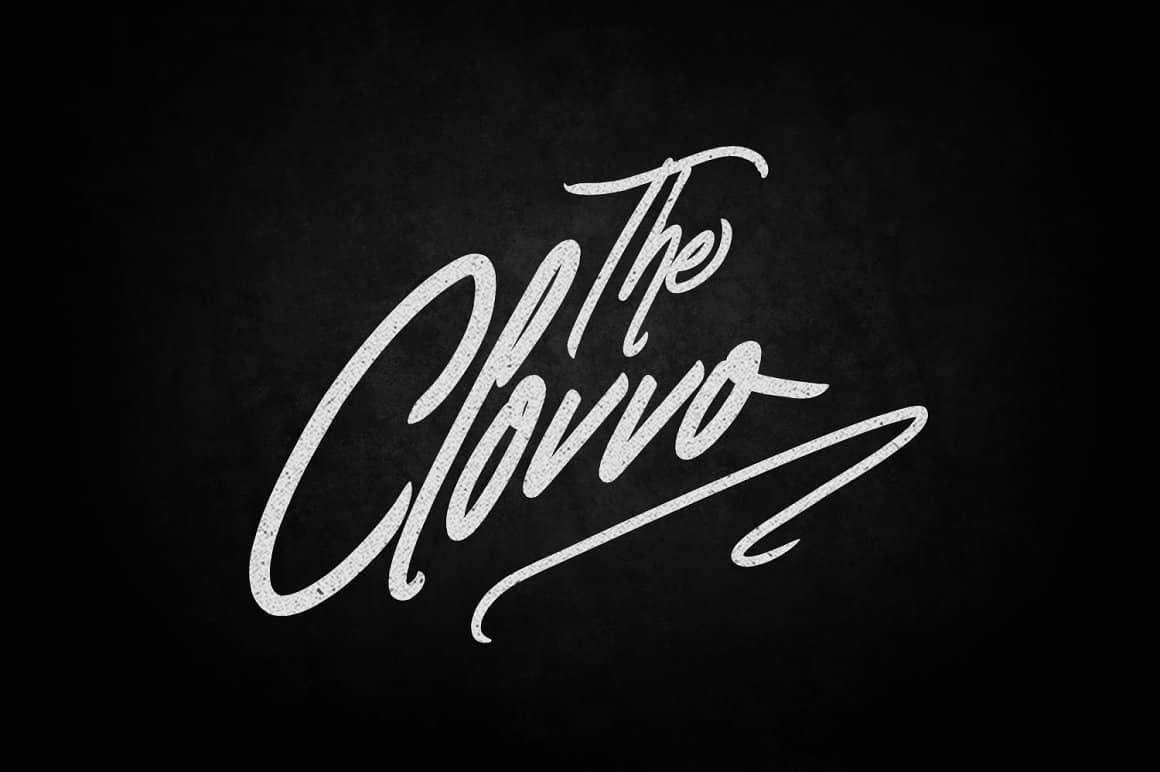 clovvo-script-font