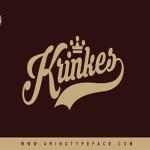 Krinkes Font Free Download