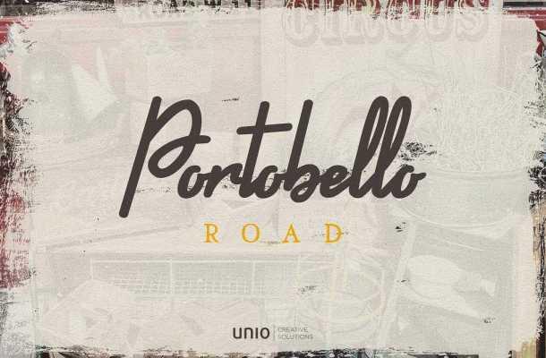 Portobello Road Font Family Free