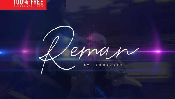 Reman Script Font Free