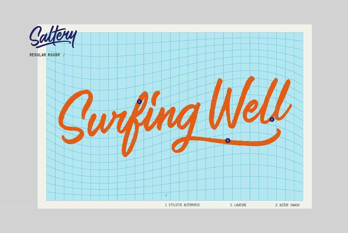 saltery-brush-font-2