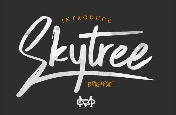 Skytree Typeface Free