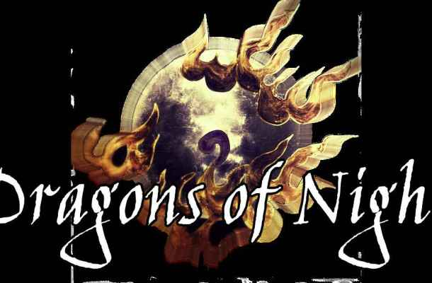 Night of the Dragons Font Free Download