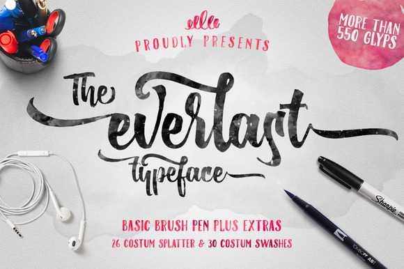 The Everlast Script Font Free