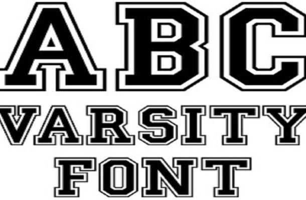 Varsity Font Free Download