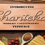 Chanteka Font Free Download