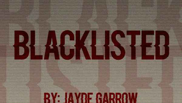 Blacklisted Font Free Download