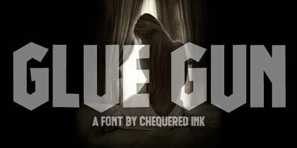 Glue Gun Font Free Download