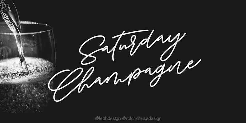 saturday_champagne