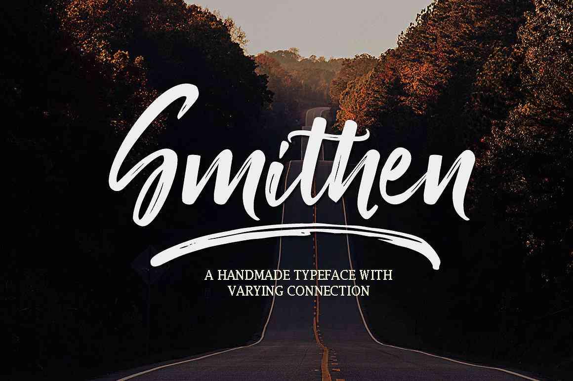 smithen-script-font