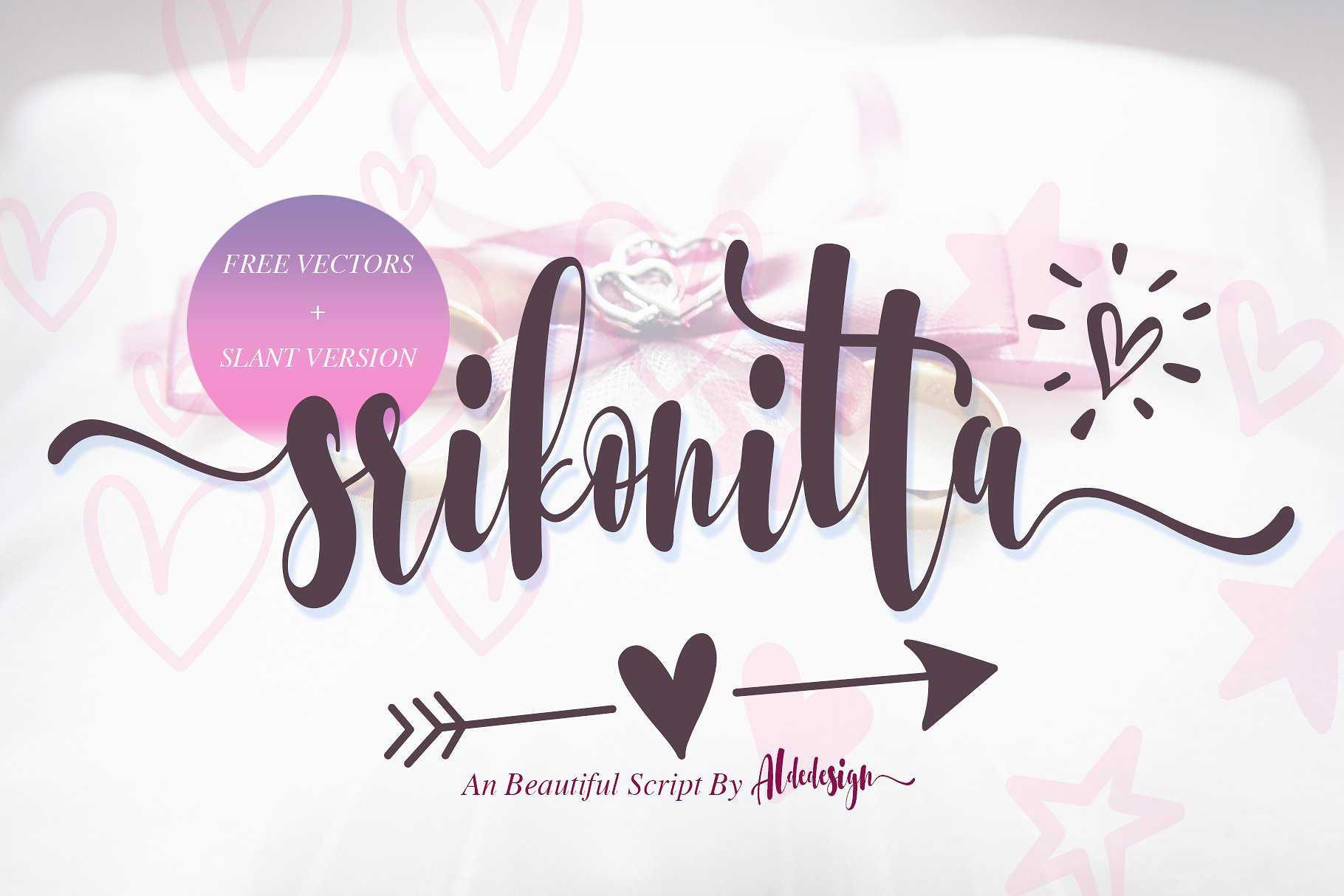 srikonitta-script-font