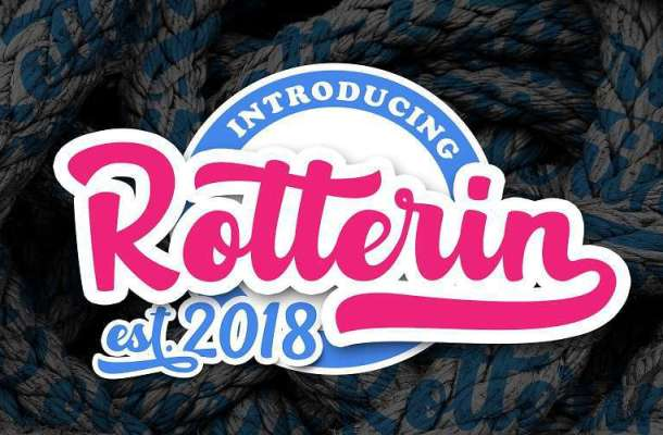 Rotterin Script Font Free Download