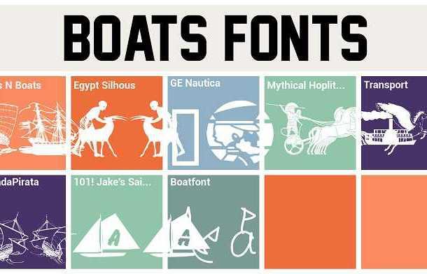 AEZ boats font