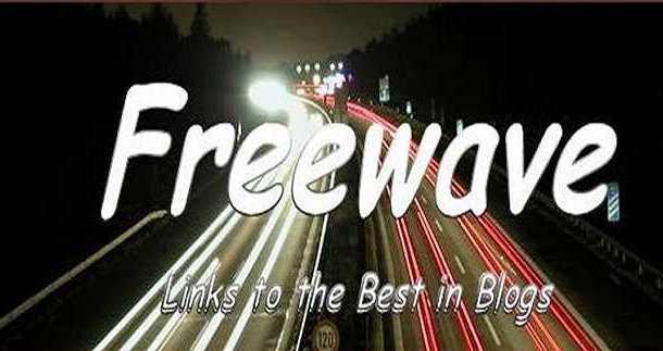 Freewave Remix font