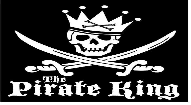 KING OF PIRATE font