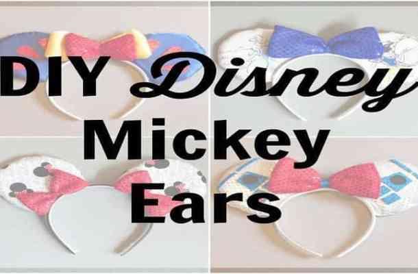Mickey Ears Extra font
