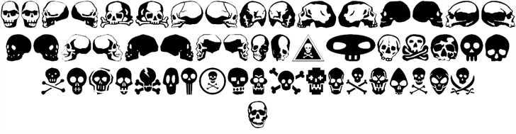 SkullBearer AOE font 2