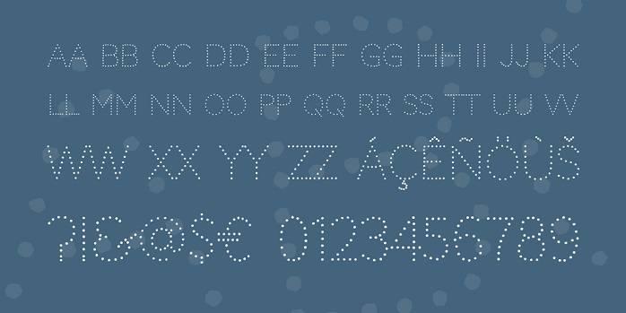 Codystar Font-1