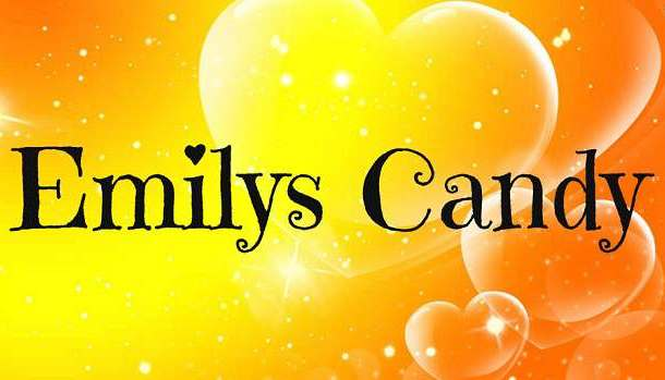 Emilys Candy Font