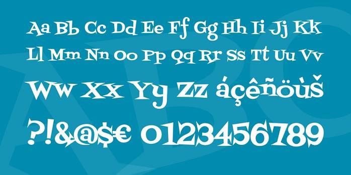 Fontdiner Swanky Font-1