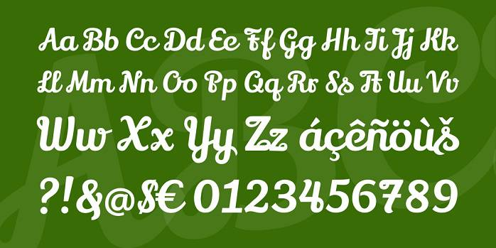 Lily Script One Font-1