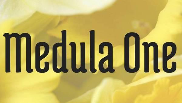 Medula One Font