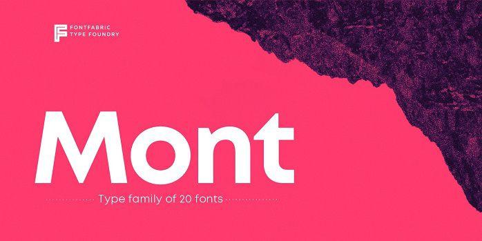Gilroy Font Family Zip