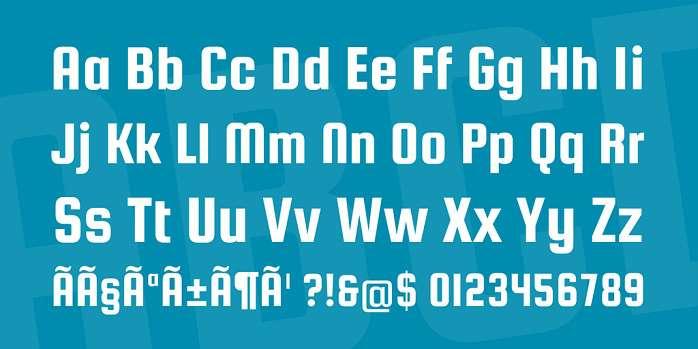 Squada One Font-1
