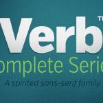 Verb Font