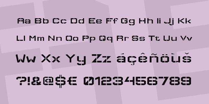 Wallpoet Font-1
