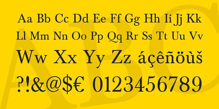 Baskervald ADF Std Font Family-1