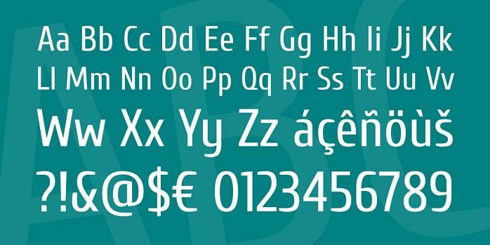 Cuprum Font Family-1