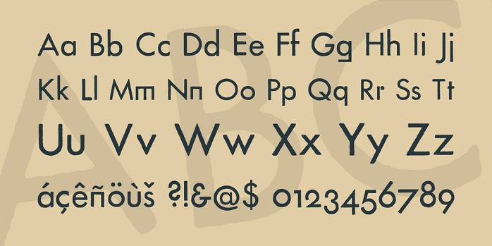 Futura Tt Font Family Free Download