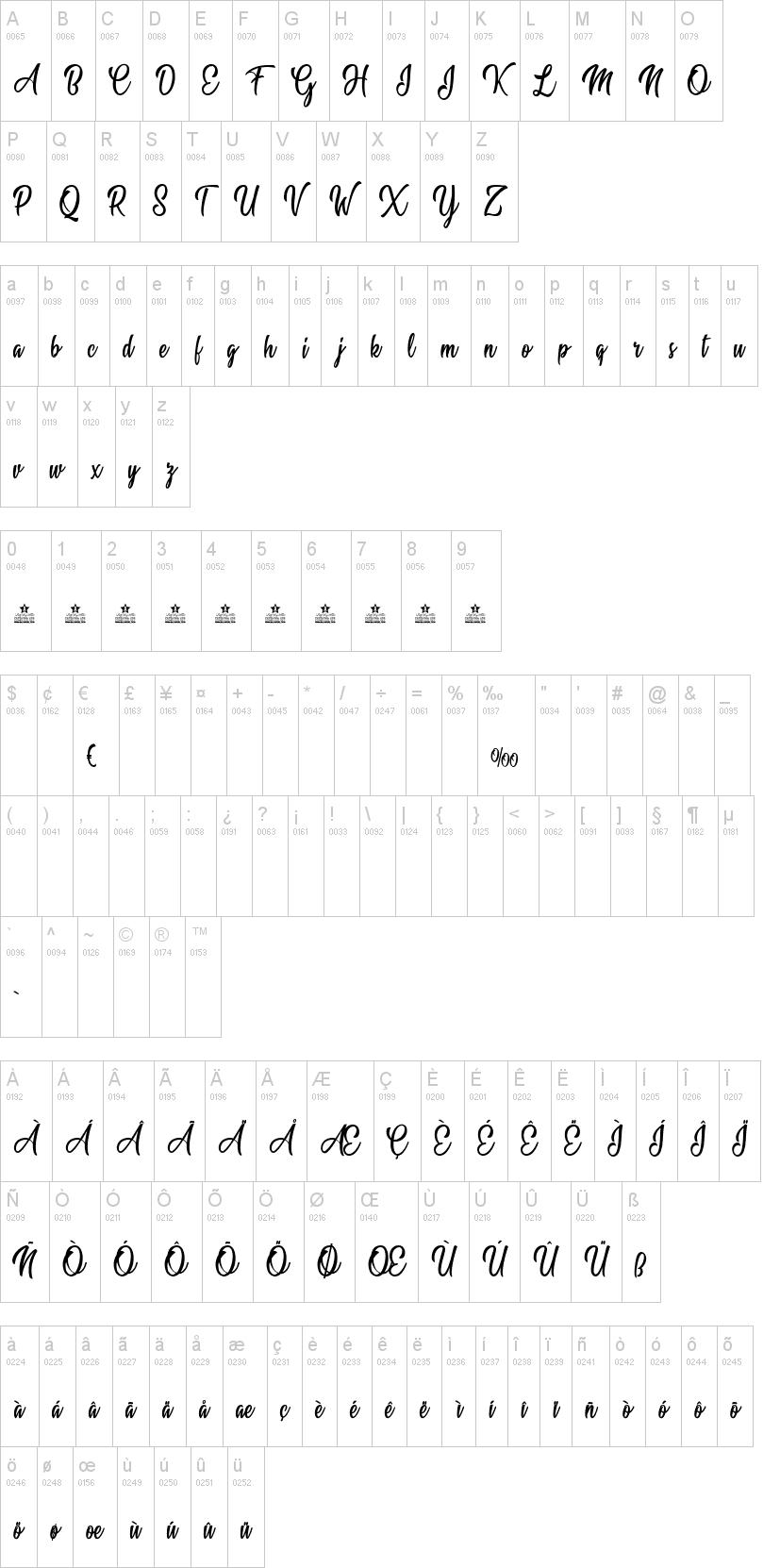 Marshmallow Font-1