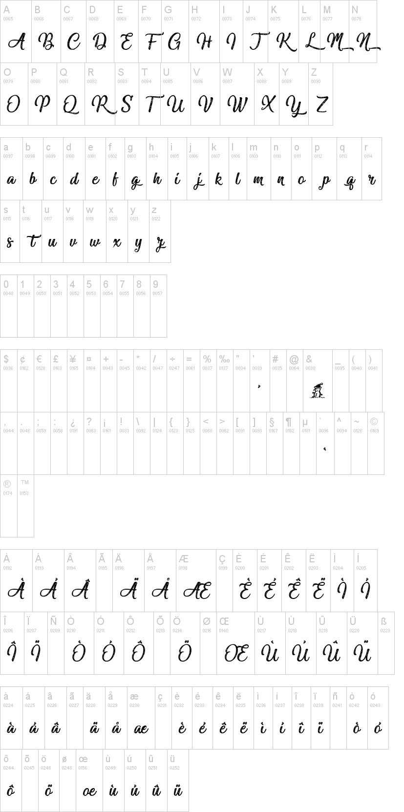 Miraculous Christmas Font-1