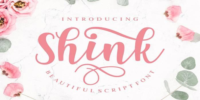 Shink Font