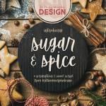Sugar & Spice Font