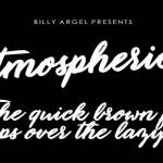 Atmospherica Font