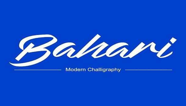 Bahari Font