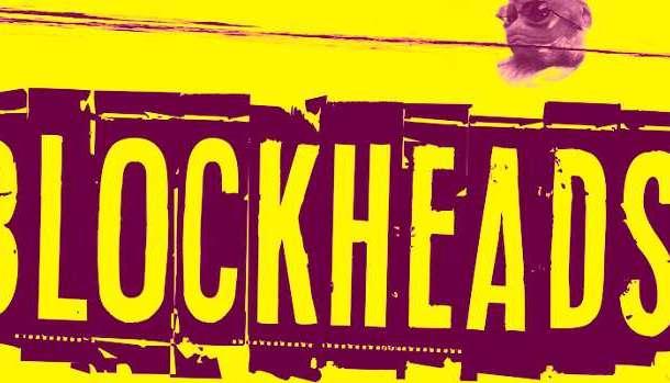 Blockheads Font